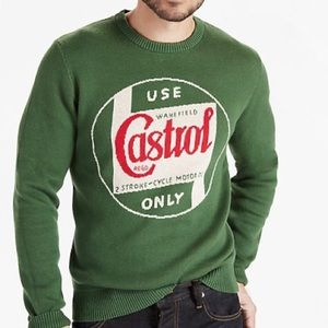 Lucky Brand Castrol Only Sweater